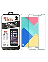 Real Ninja Premium Tempered Glass Screen Protector For Samsung Galaxy A7 (2016)