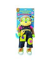 Alex By Panline Usa Inc. Learn To Dress Monkey (Set Of 3)