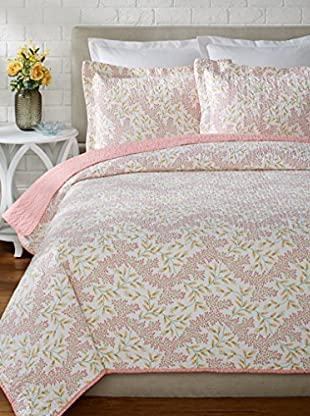 Laura Ashley Cindy Quilt Set
