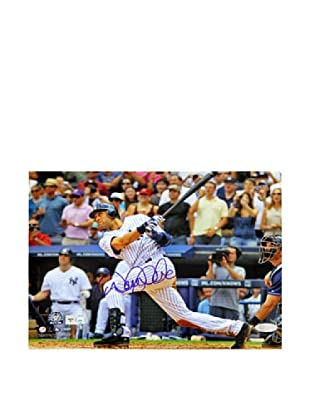 Steiner Sports Memorabilia Derek Jeter 3000th Hit Swing Horizontal Photo