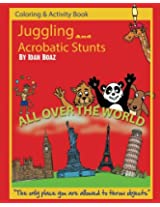 Juggling and Acrobatic Stunts: Volume 2 (Coloring & Activity Book)