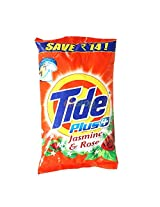 Tide Plus Detergent Powder Jasmine & Rose 4 kg