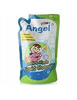 STONY ANGEL BOTTLE & NIPPLE LIQUID CLEANSER - 500ML (REFILL)