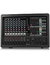 Behringer PMP580S Europower 500-Watt 10-Channel Powered Mixer