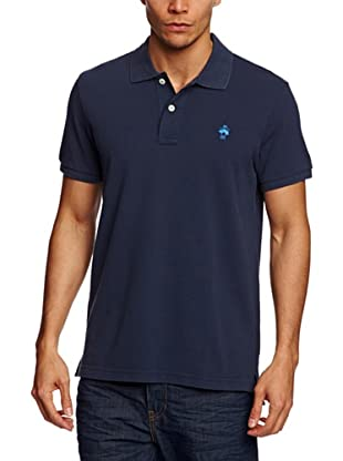 Brooks Brothers Polo Golden Fleece (Azul marino)
