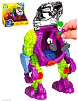 Fisher Price Imaginext Gotham City Collection The Joker Suit Nip Dc