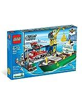 LEGO Harbour 4645