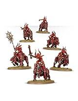 Warhammer Daemons of Khorne Bloodcrushers (6 Figures)