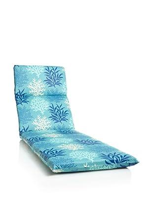 Waverly Sun-n-Shade Marine Life Chaise Lounge Cushion (Pool)