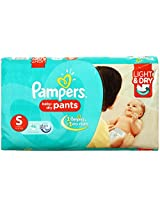 Pampers Pant Diapers Light And Dry Small 46 Pieces (4 To 8 kg)