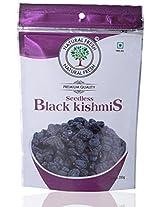 NATURAL FRESH Black Kishmis - 200 Gms