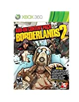 Borderlands 2 Add On Pack X360