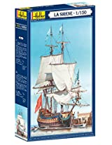 Heller Sirene Ship of The Line Boat Model Building Kit