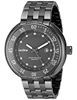red line Men's RL-50039-GM-104 Driver Analog Display Japanese Quartz Grey Watch