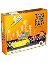 Chalk and Chuckles Taxi on the Run, Multi Color