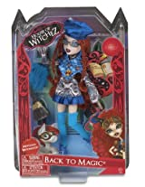 Bratzillaz Back to Magic Doll - Meygana Broomstix