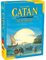 Mayfair Games Catan Seafarers 5 and 6 Player Extension 5th Edition, Multi Color
