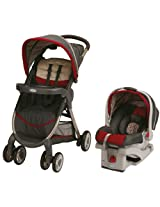 Graco FastAction Fold Click Connect Travel System/Click Connect 30, Finley