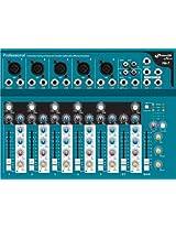 NX Audio Proton FM7Live Sound 7Ch Mixer