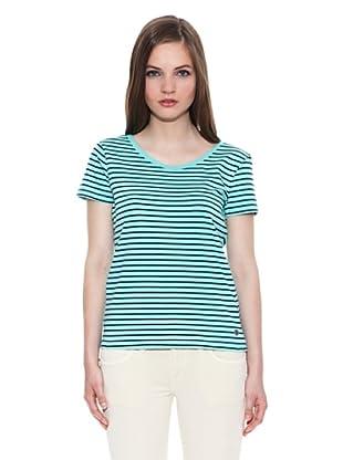 Carrera Jeans Camiseta Girocollo M/M (Verde)
