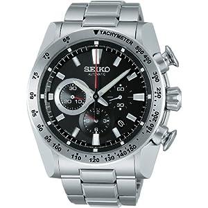 【クリックで詳細表示】[セイコー]SEIKO 腕時計 BRIGHTZ ANANTA ブライツ アナンタ メカニカル クロノグラフ SAEK001 メンズ