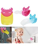 Aeoss Kid Toddler Children Water Tap Faucet Extender toy Washing Hands Bathroom Sink Gift