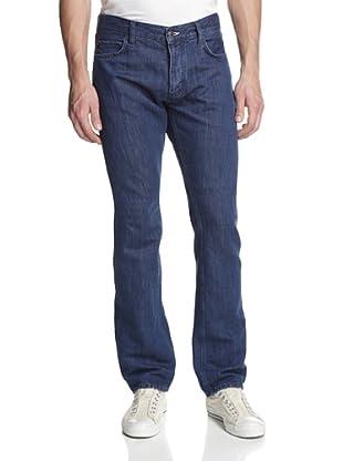 Jean Machine Men's J.M-2 Oxford Straight Leg Jeans (Rack)
