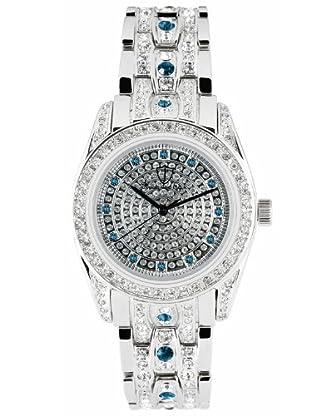 Hugo Von Eyck Reloj Unisex Syrius Acero HE104-890_Plata