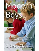 Modern Boys: Gender differences in childhood, importance and impact