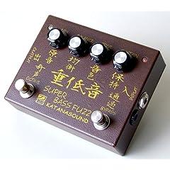 KATANASOUND Super Bass Fuzz 重低音