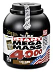 Weider Giant Mega Mass 4000 (3 kg, chocolate flavour)