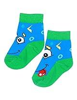 Game Zivene Socks - Blue Rings
