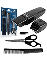 Journey's Edge 82-3197 Journey's Edge Hair and Beard Trimmer with Accessories