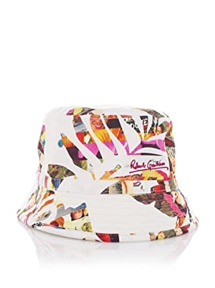 Robert Graham Men's Martelly Bucket (White)