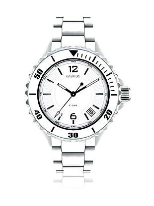 K&Bros  Reloj 9144 (Blanco)