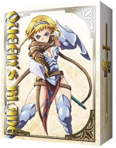 クイーンズブレイド 流浪の戦士 第1巻 [Blu-ray]