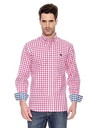 Toro Camisa Cuadros Vichy (Rosa)