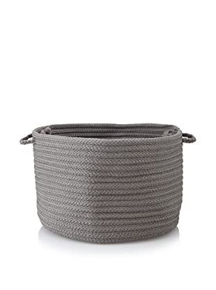 Colonial Mills Simply Home Basket, (Gray)