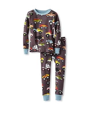 Hatley  Pijama Melibea (Gris Oscuro)
