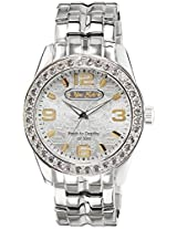 Marc Ecko Analog Silver Dial Unisex Watch - E20042G4