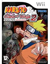 Naruto: Clash of Ninja Revolution 2 (Nintendo Wii) (NTSC)