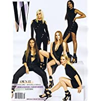 W Magazine March 2017 小さい表紙画像
