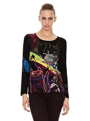 Sidecar Camiseta Araceli (Multicolor)