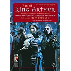 Purcell - King Arthur [DVD]
