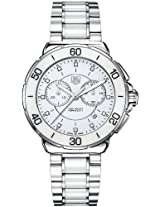 Tag Heuer Formula One Ceramic Diamond Ladies Watch Cah1211.Ba0863