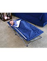 Regalo My Cot Deluxe Portable Bed, Navy New Born, Baby, Child, Kid, Infant by Baby & Child