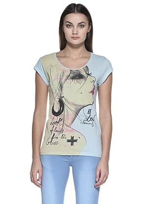 Zu Element Camiseta Lovestruck (Celeste)