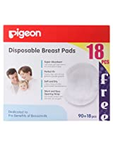Pigeon Breast Pads Fit type(90 pieces + 18 pieces free)