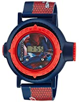 Marvel Digital Multi-Color Dial Children's Watch - DW100032