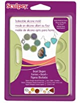 Sculpey Silicone Bakeable Mold -- Bezel